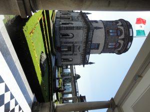 Jardim do castelo de Chapultepec