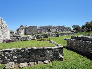 ruínas de Tulum