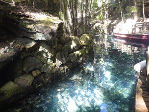 Cenote de Xcaret