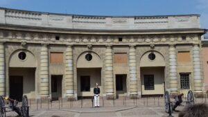 Palácio real de Estocolmo